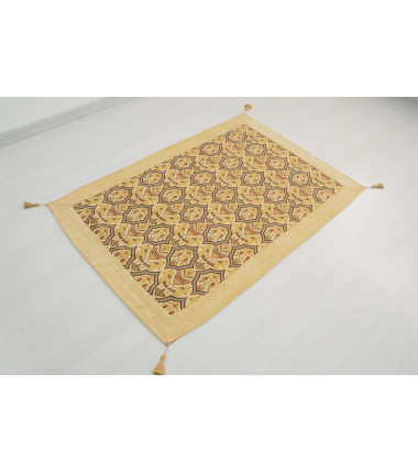 Beige Table Cloth