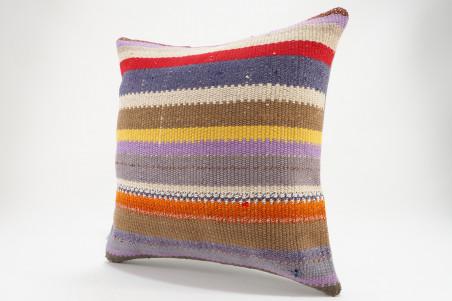 Turkish Kilim Pillow BUNDLE DEALS Throw Pillow 16x16 Pillow Cover Farmhouse Pillow Bohemian Pillow 2657-58